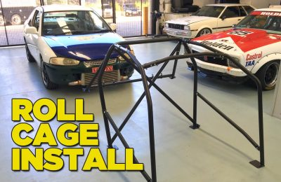How Roll Cage Installation Can Keep Your Safe On The Road